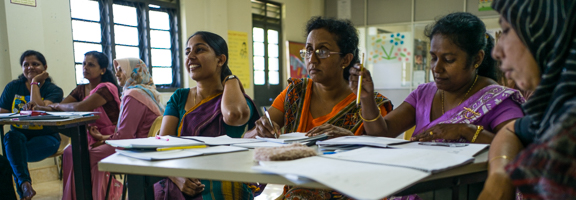 British Council Sri Lanka Teacher Education